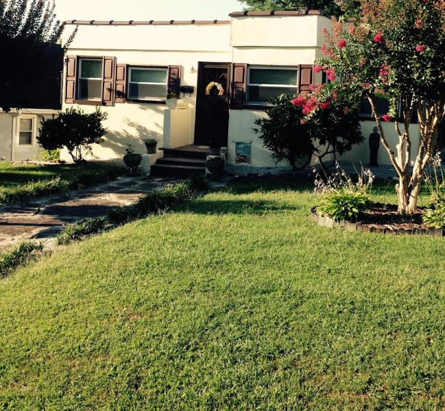 Mayberry Haven vacation rental home located in Mount Airy, NC