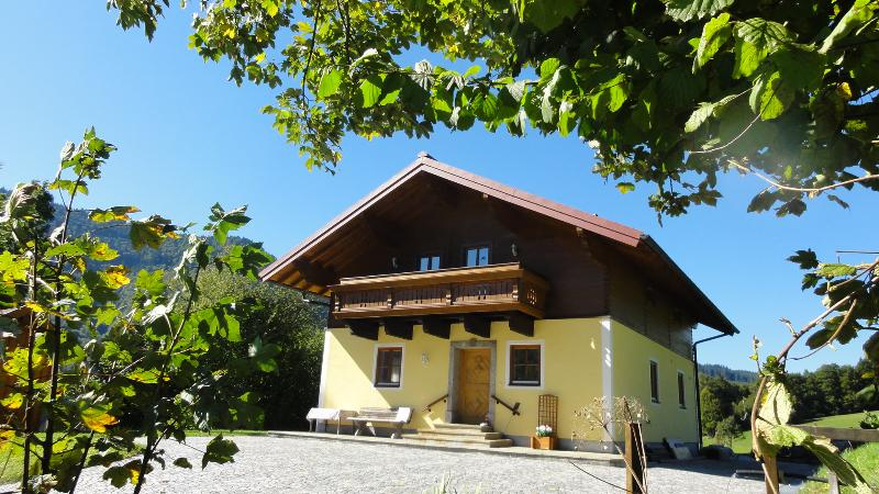 Luxury Holiday House & Prime Location, vakantiewoning in Hallein