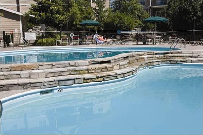 ... around the resort ... 1 of 5 Pools