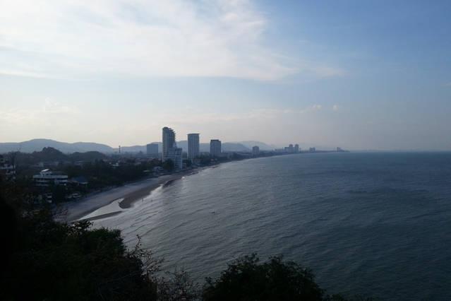 Ponto de vista de Hua Hin
