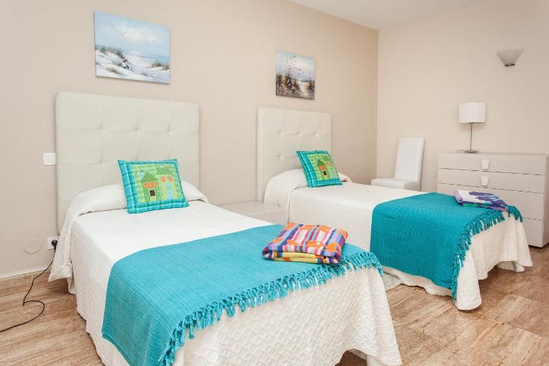 The Third Twin Bedroom