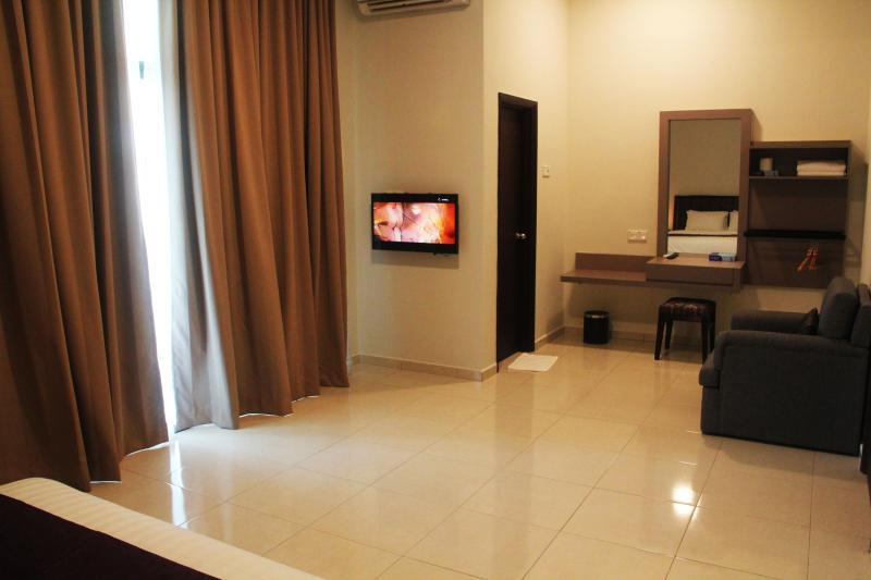 Room 7 with balcony