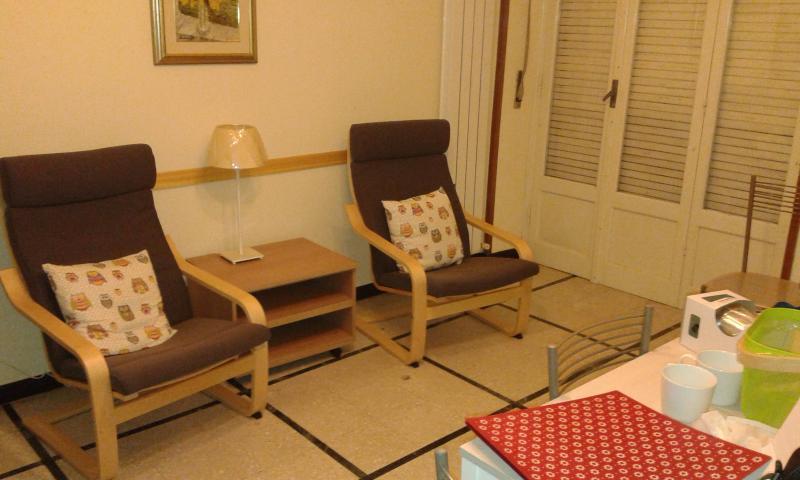 appartamento comodo al mare a 2 passi da portofino, holiday rental in Rapallo