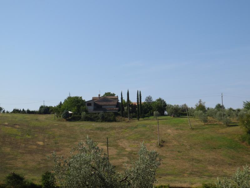 La residenza - vista laterale