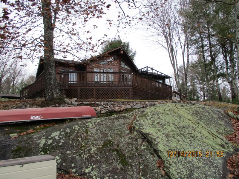 Fabulous Loon Lake, holiday rental in Big Chute