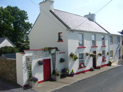 Flower Pot Cottage, Vintage Charm & Character., location de vacances à Kilcar