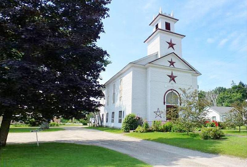 Unique Luxury Church near Killington - sleeps 10!, location de vacances à Rutland