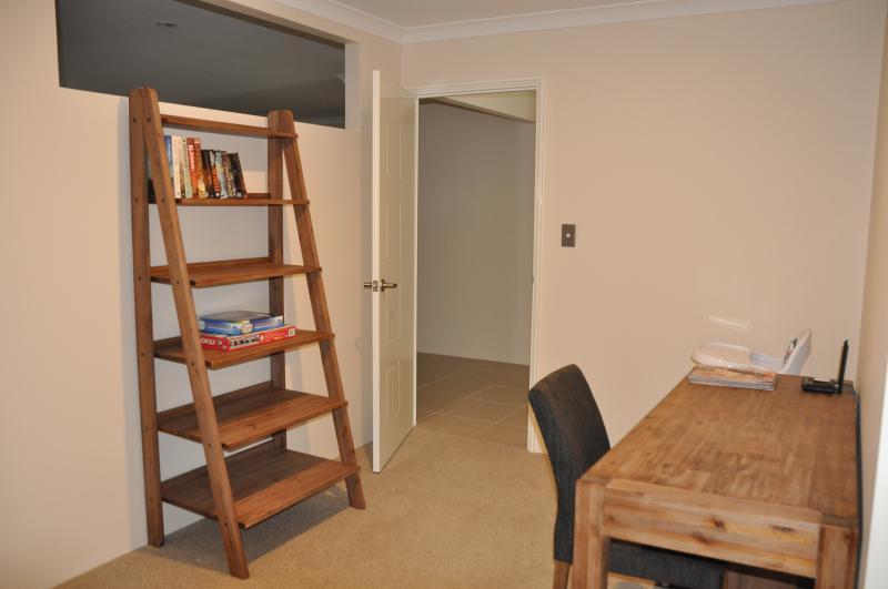 Open plan study area