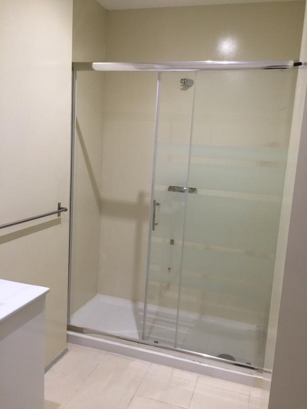 Baño extra para la segunda habitacion