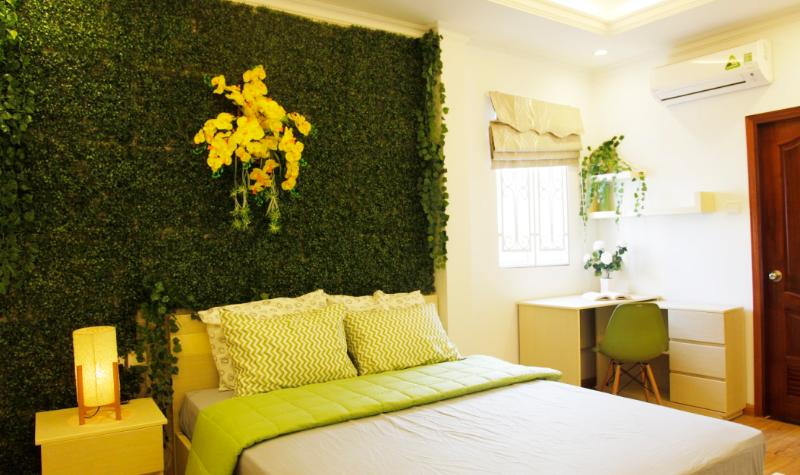 Green Home @Ben Thanh Market, holiday rental in Ho Chi Minh City