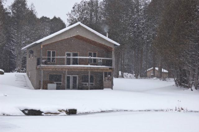 Cottage for rent! ATV/snowmobile friendly, holiday rental in Grey County