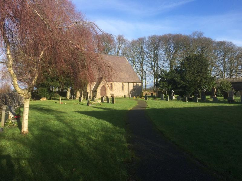 Sheldon is a beautiful village. This is our little church, only 2 minutes walk from Keepers Cottage.