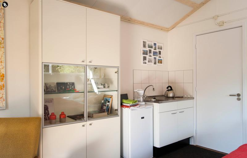 your kitchenette.