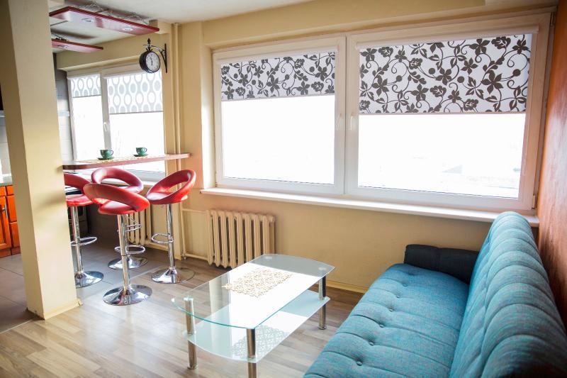 Giedres Styled apartaments, alquiler vacacional en Condado de Kaunas
