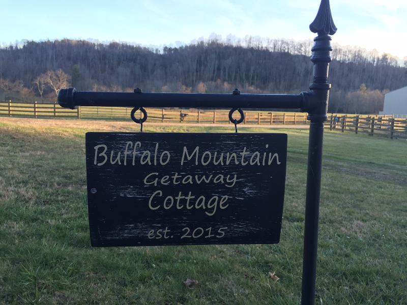 There's no place like home, except here at Buffalo Mountain Getaway.