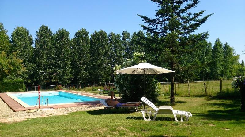 pool not overlooked