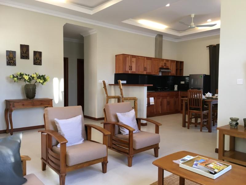 Les Residences Yen Dy II #111 2 bed 2 bath, location de vacances à Province de Siem Reap