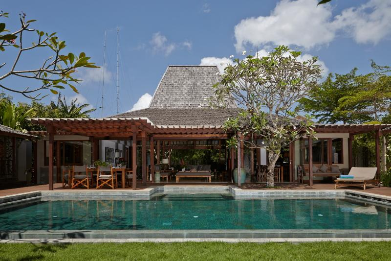 Peaceful balinese style