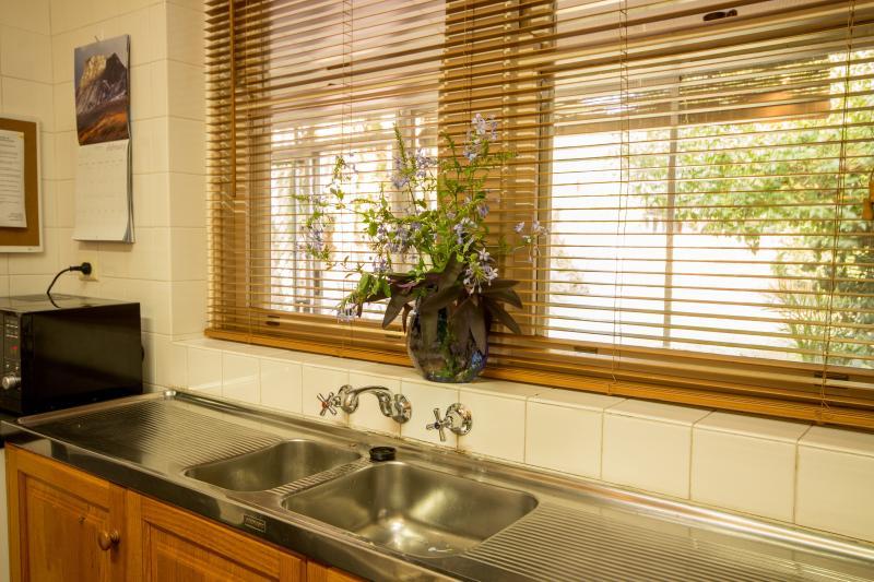 Full kitchen facilities in Benson House