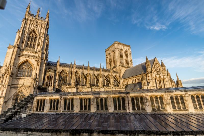 1 bed right next to York Minster!, holiday rental in York
