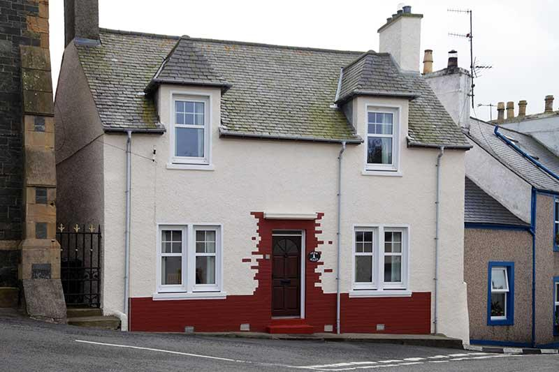 Holiday home in Portpatrick, location de vacances à Stoneykirk