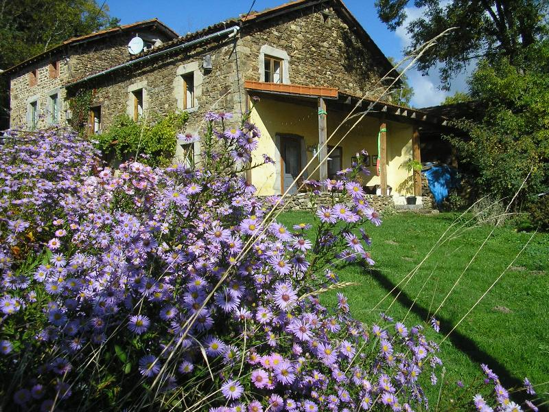 MAISON D'AMIS 10P, holiday rental in Sembadel