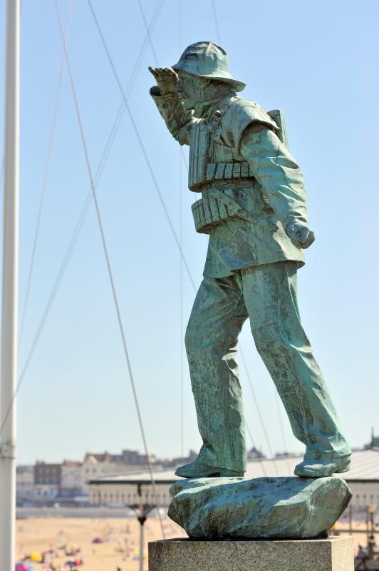 Lifeboat Man, Margate - credit Thanet Tourism