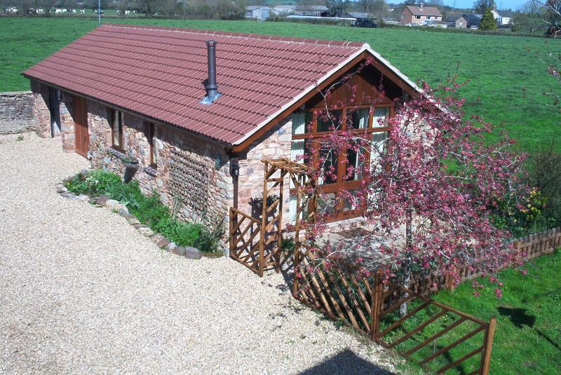 The Barn, a lovely rural retreat.