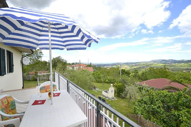 Casa Lucrezia, vacation rental in Castelli