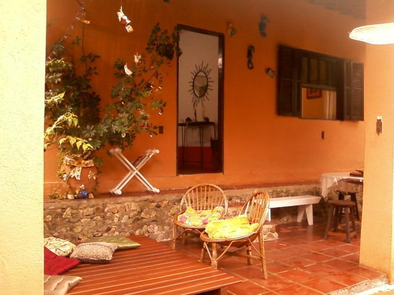 Casa Caiçara Á 70 metros Praia-Temporada e Mensal, holiday rental in Juqueí