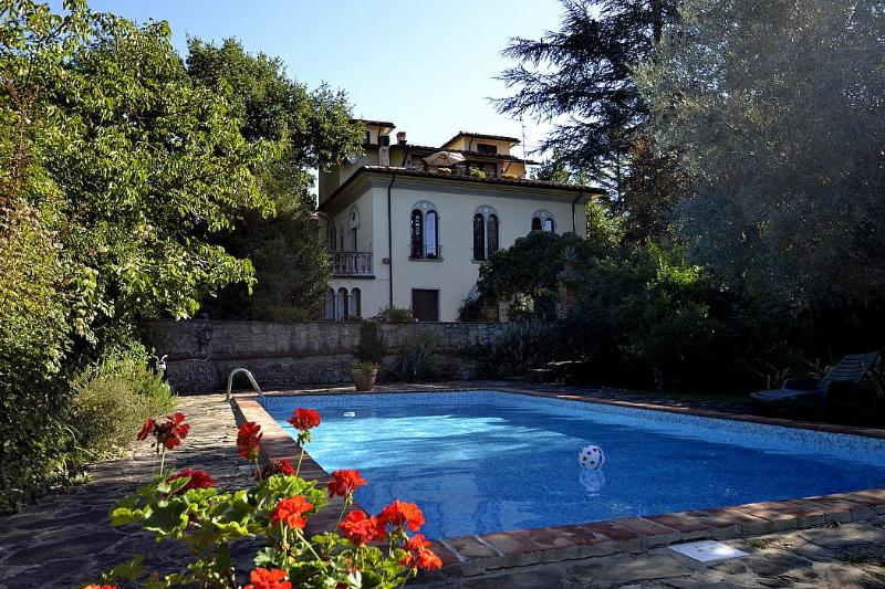 Villa Nandina A, holiday rental in Falciano