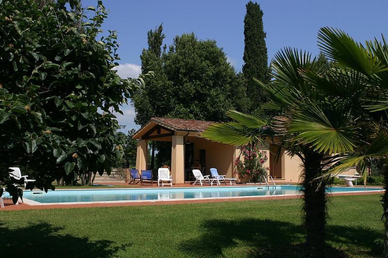Villa Arconte C, holiday rental in Carpineta