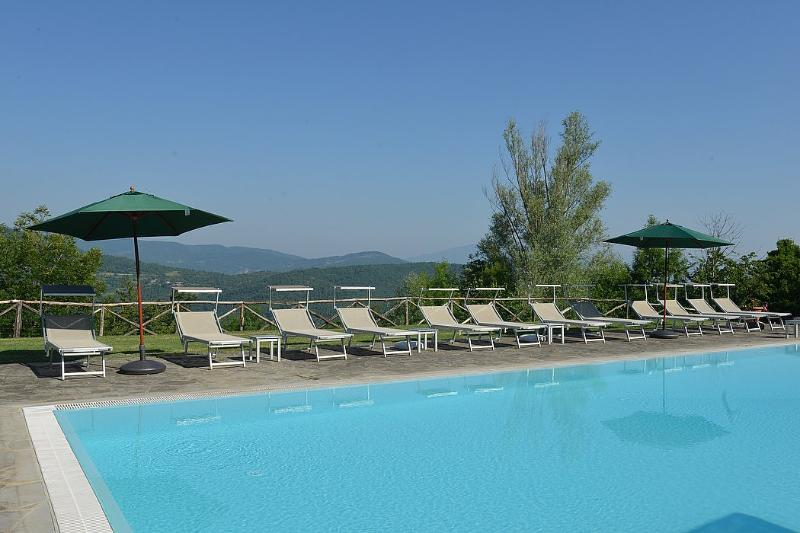 Villa Avorio, holiday rental in Monterchi
