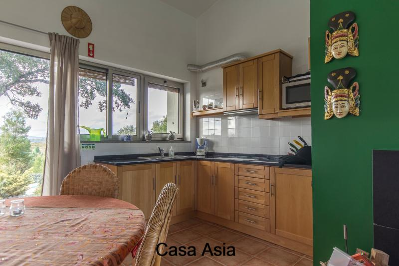 Casa Asia with fully equipped kitchen