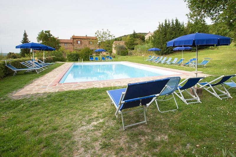 Casa Salvia A, vacation rental in Castelnuovo dell'Abate