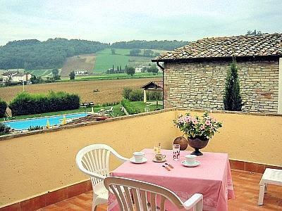 Coldipozzo Villa Sleeps 4 with Pool and WiFi - 5228460, vacation rental in Santa Maria di Sette