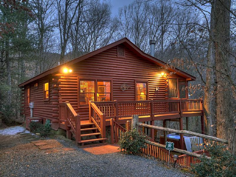 Confortable cabine confortable - esprit de la montagne