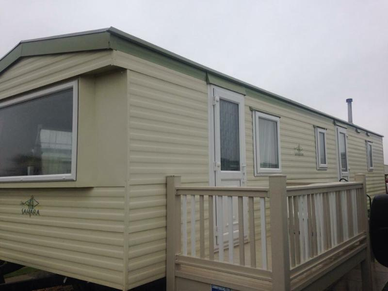 North Shore holiday centre , double glazed family caravan, holiday rental in Skegness