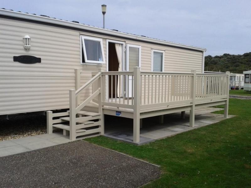 Luxury 6 berth caravan by the beach, casa vacanza a Chapel St. Leonards