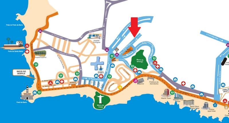 SALVADOR - BARRA - ALL CARNIVAL WEEK Has Internet Access and ... on map of san pedro de macoris, map of san cristobal de las casas, map of asunción, map of honduras, map of pereira, map of central america, map of ilhabela, map of campinas, map of south of the border, map of ciudad del este, map of isla margarita, map of regions of brazil, map of san pedro de atacama, map of culiacan, map of san pedro la laguna, map of sunset boulevard, map of guatemala, map of bissau, map of la serena, map of antarctic sound,