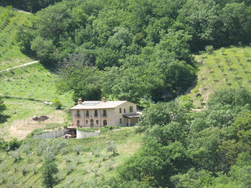 Bio Fattoria Località il Piano Apartment I Fichi, Ferienwohnung in Cascia