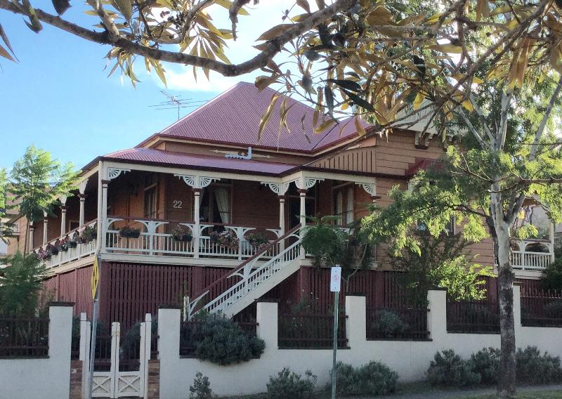 Schönen kolonialen zuhause mitten im Zentrum von Ipswich Stadt, 5 Gehminuten zu allen Sehenswürdigkeiten