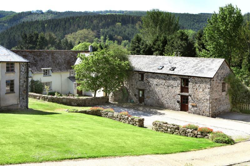 Clifford Barton - Mardon, Dartmoor, holiday rental in Yeoford