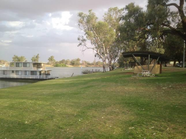 River Murray - Waikerie