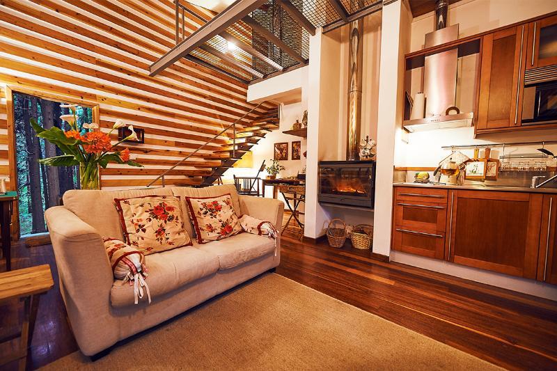 Wonderful Furnas Cottage, vacation rental in Agua Retorta
