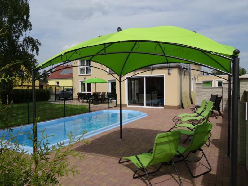 *****-Ferienhaus Neuenhagen, holiday rental in Markisch Buchholz