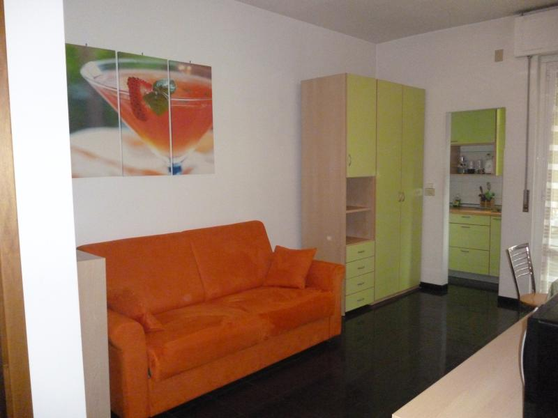 Nice studio closed to subway MM5 stop Istria, vacation rental in Brusuglio