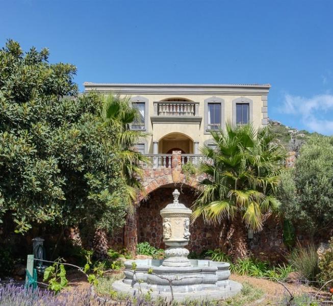 Wohnung Casa ein Capri Haupt