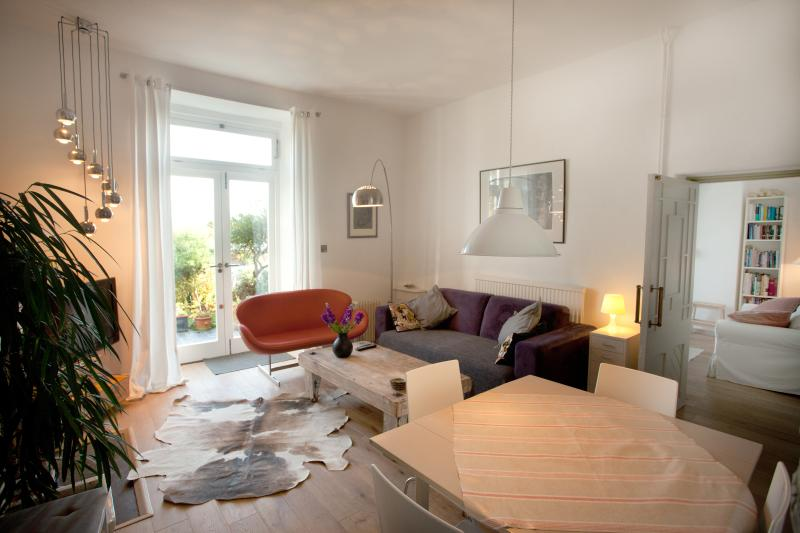 Bristol Luxury Garden Apartment in a Listed House, location de vacances à Bristol
