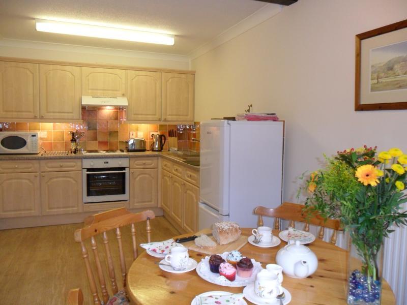 Mill kitchen/dining room